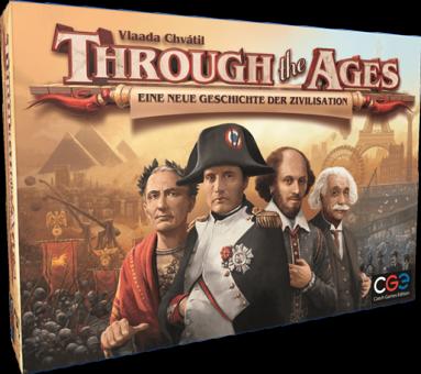 Through The Ages DEUTSCH