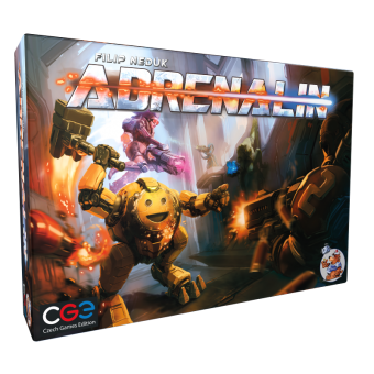 Adrenalin DEUTSCH