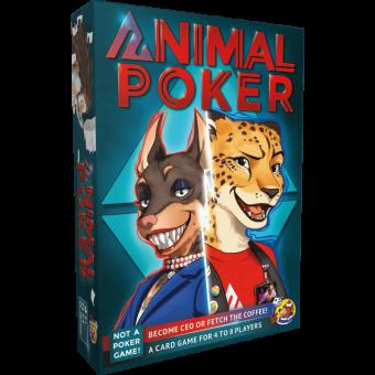 Animal Poker ENGLISH