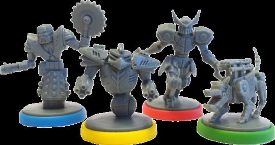 VOLT Miniaturen-Basen