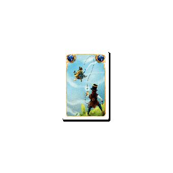 Celestia Enterhaken Karte PROMO