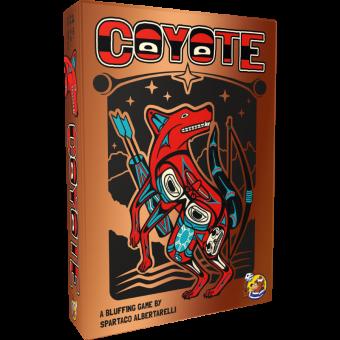 Coyote ENGLISH