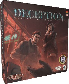 Deception/Getäuscht: Mord in Hong Kong