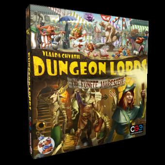 Dungeon Lords: Die fünfte Jahreszeit DEUTSCH