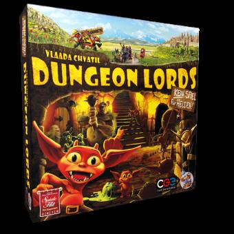 Dungeon Lords DEUTSCH