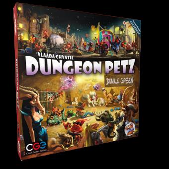 Dungeon Petz: Dunkle Gassen DEUTSCH