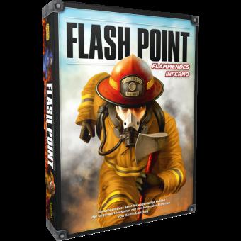 Flash Point - Flammendes Inferno DEUTSCH