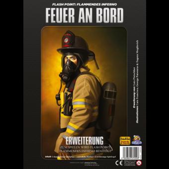 Flash Point: Feuer an Board DEUTSCH