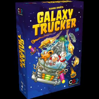 Galaxy Trucker (2. Edition) DEUTSCH