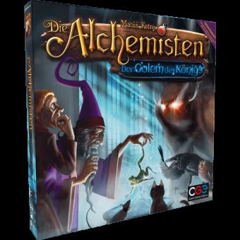 Die Alchemisten: Der Golem des Königs DEUTSCH