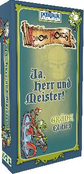 Ja, Herr und Meister! (Grüne Edition) DEUTSCH