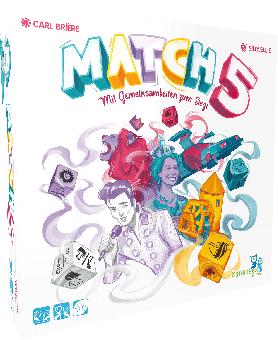 Match 5 - Mit Gemeinsamkeiten zum Sieg! DEUTSCH