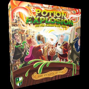 Potion Explosion: Die fünfte Zutat DEUTSCH