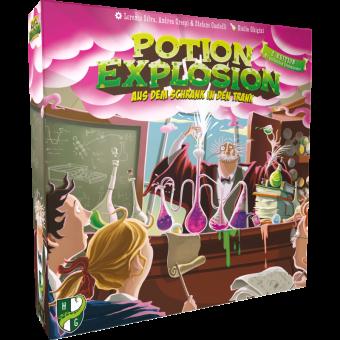 Potion Explosion (2. Edition) DEUTSCH
