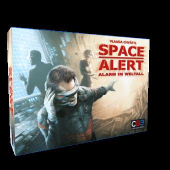 Space Alert DEUTSCH