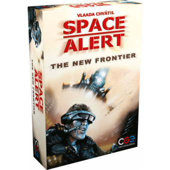 Space Alert: The New Frontier ENGLISH