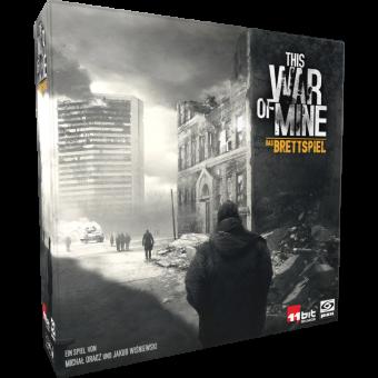 This War of Mine - Das Brettspiel DEUTSCH