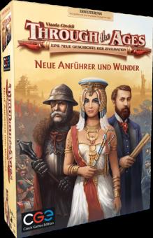 Through the Ages: Neue Anführer und Wunder DEUTSCH