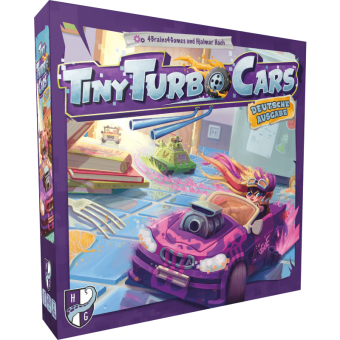 Tiny Turbo Cars DEUTSCH