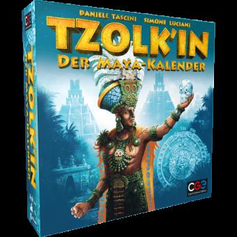 Tzolk'in - Der Maya-Kalender DEUTSCH