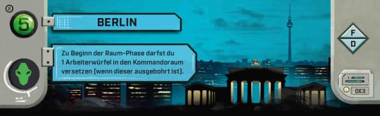 Under Falling Skies-Promo: Berlin DEUTSCH