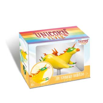 Unicorn Fever: Sparko Toy