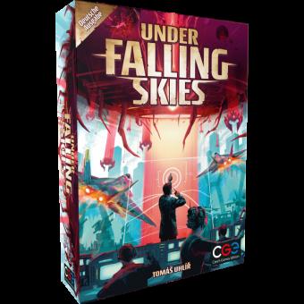 Under Falling Skies DEUTSCH