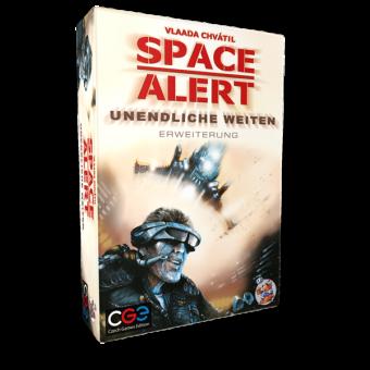 Space Alert: Unendliche Weiten DEUTSCH