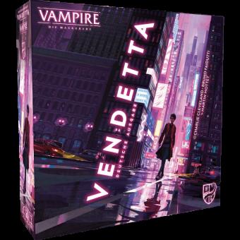 Vampire The Masquerade - Vendetta DEUTSCH