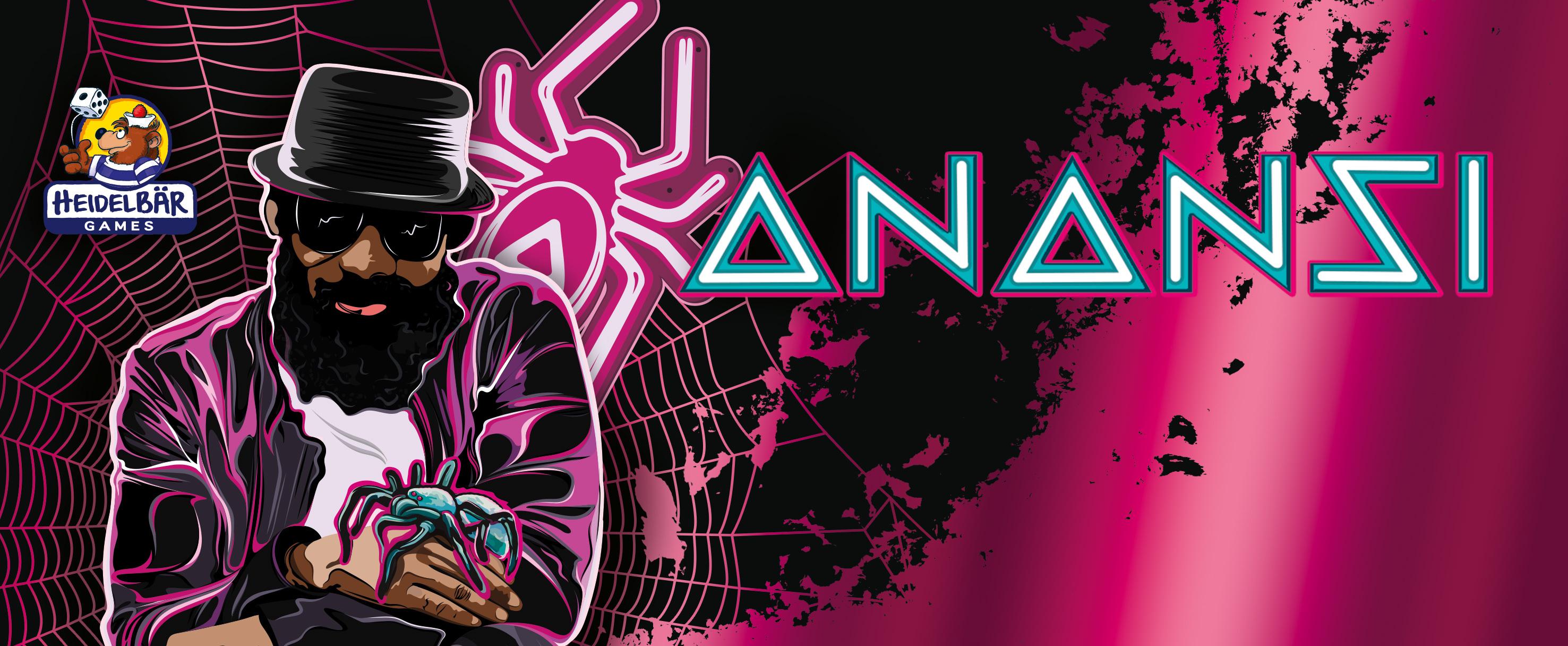 Banner Anansi